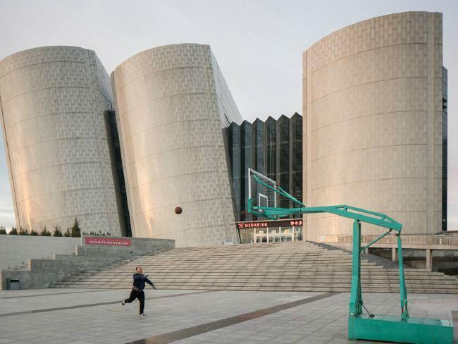 اوردوس (Ordos) شهری دیگر در چین که خالی از جمعیت است
