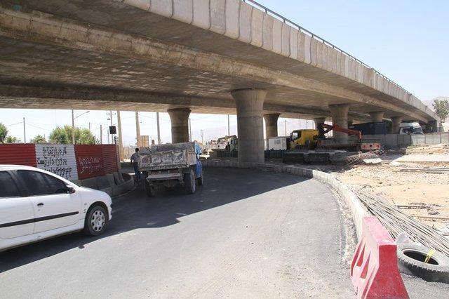آغاز پروژه های بزرگراهی شیراز در هفته دولت