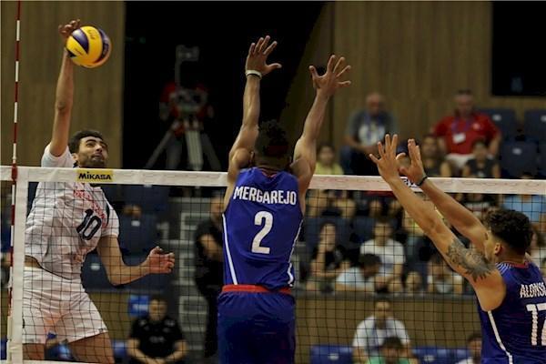 شکست کوبا در وارنا ، والیبال ایران جز بردن چیزی بلد نیست