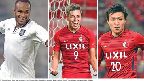 برنده توپ طلای فوتبال آسیا چه کسی است؟