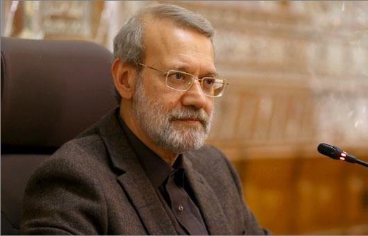 تاکید لاریجانی بر ضرورت تقویت همکاری های اقتصادی و سیاسی میان ایران و روسیه