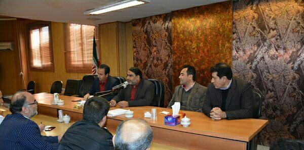 جلسه ستاد اجرایی خدمات سفر شهرستان رباط کریم برگزار گردید