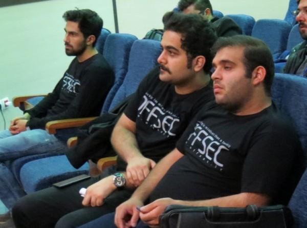 گردهمایی هکرهای کلاه سفید در تهران