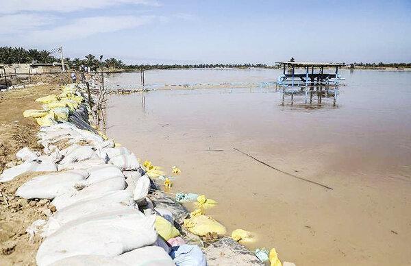 آماده باش برای تخلیه روستاهای غرب کارون در خرمشهر