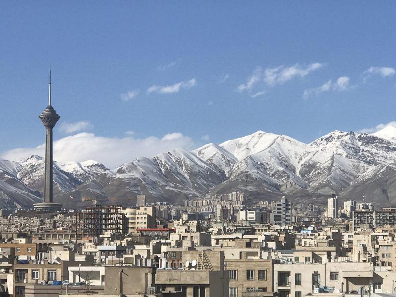 تهرانی ها از ابتدای سال 23 روز هوای پاک داشتند