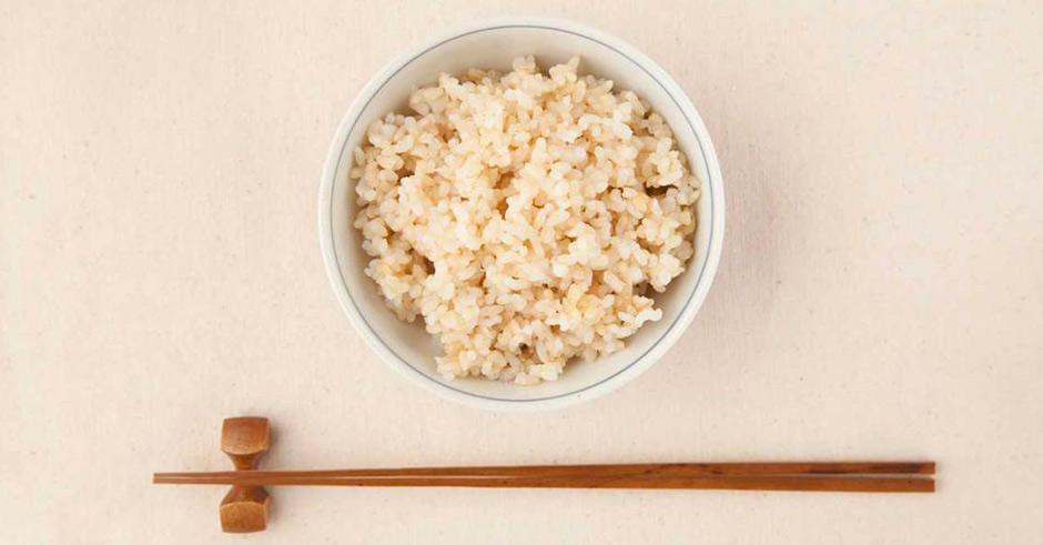 خواص بی نظیر برنج قهوه ای