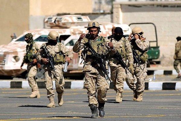 عملیات یمنی ها علیه مزدوران سعودی در تعز