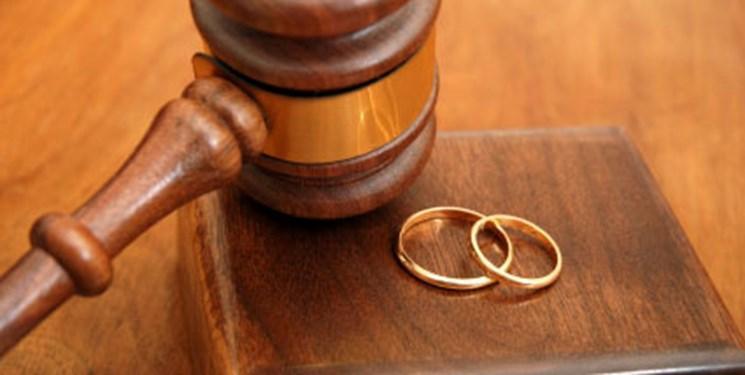 میزان طلاق کاهش داشته است
