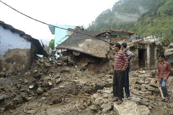 تلفات رانش زمین در میانمار به 63 نفر رسید، 100 نفر ناپدید هستند