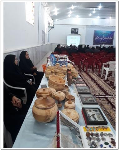 بازارچه صنایع دستی تابستان بهترین معرف هنرهای بومی خراسان جنوبی است