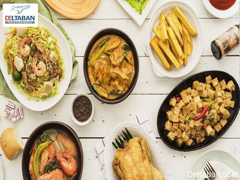 غذاهای سنتی مانیل را بیشتر بشناسید