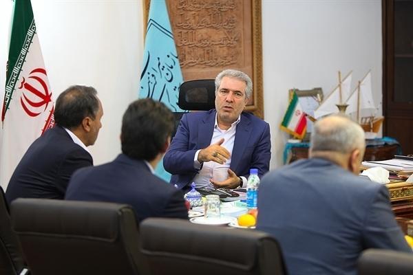 مونسان در دیدارهای جداگانه با دو نماینده مجلس: مشارکت مردمی در بازآفرینی شهری رکن اساسی است