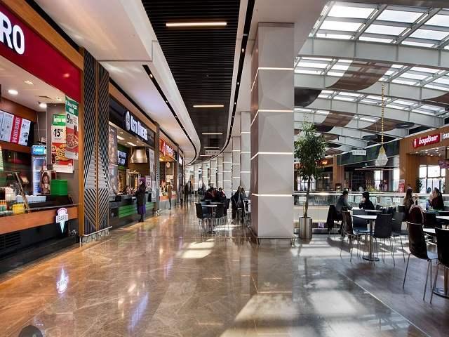 مرکز خرید اکسیس در استانبول