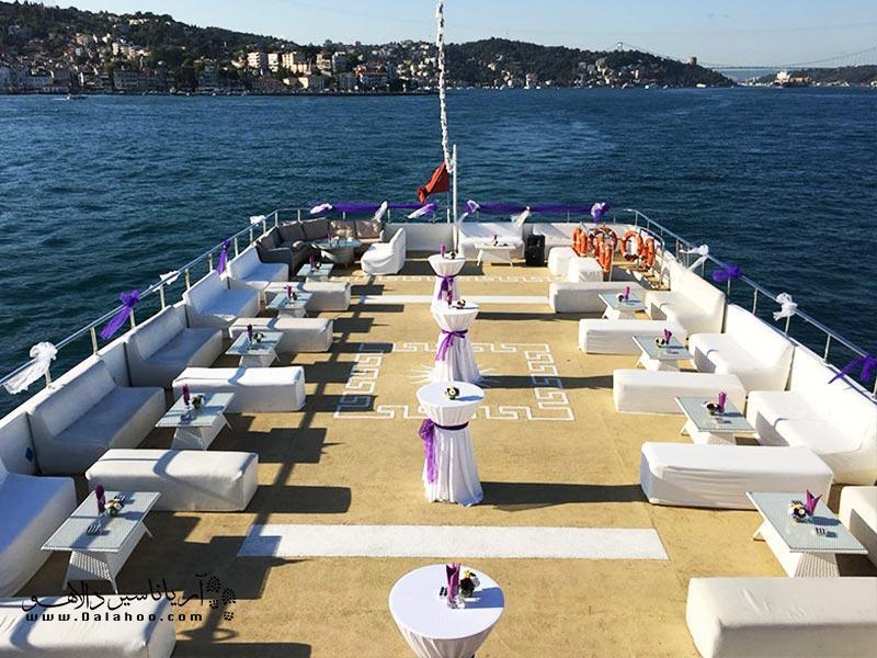 کارهای ضروری قبل از عروسی در استانبول