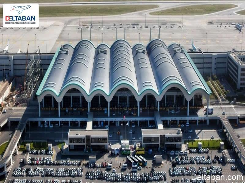 آشنایی با فرودگاه سابیها استانبول، فرودگاه بین المللی ترکیه