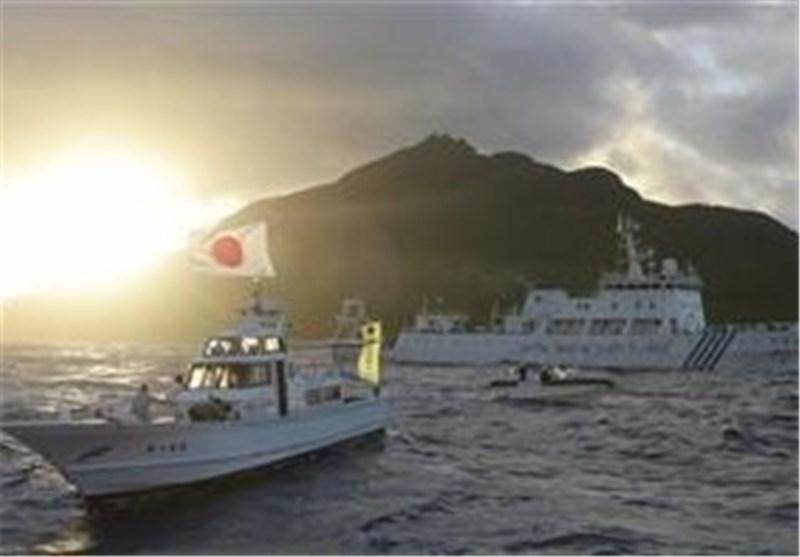 3 کشتی گارد ساحلی چین وارد آب های مورد مناقشه با ژاپن شدند