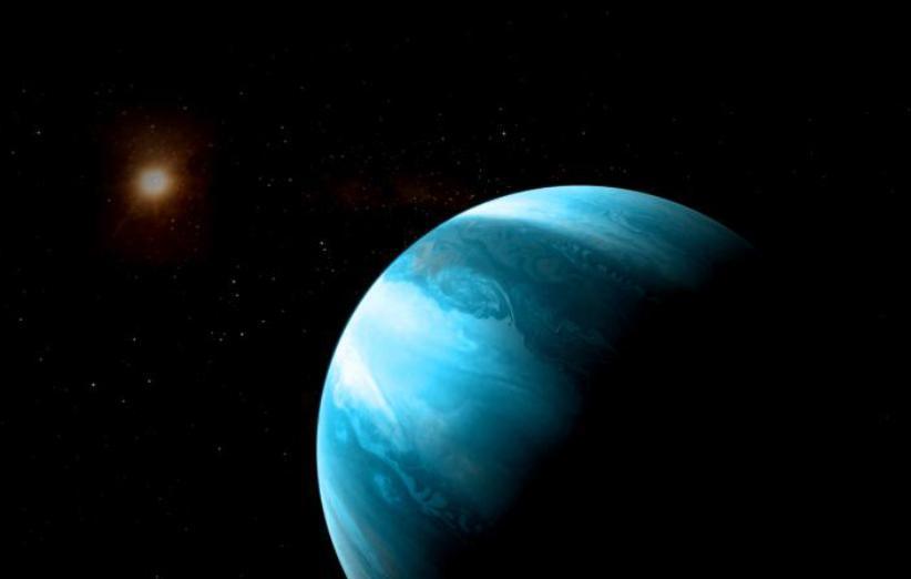 کشف سیاره فراخورشیدی غول پیکر به دور یک کوتوله سرخ کوچک