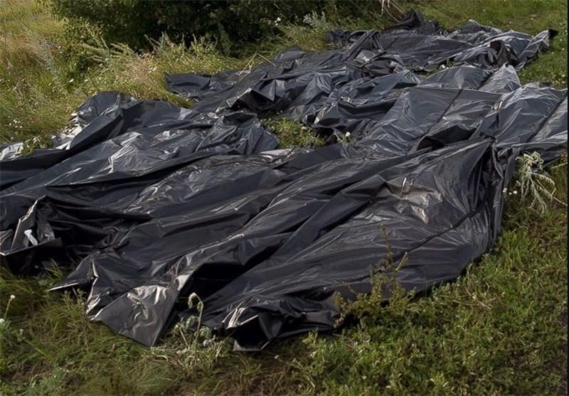 اجساد هواپیمای سرنگون شده مالزی به هلند ارسال می گردد