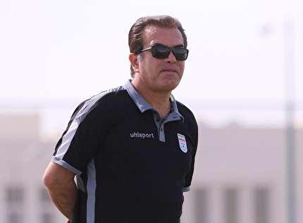 استیلى: با حضور پیروانی کادر فنی تیم امید تکمیل شد، برنامه لیگ تغییر کند، با قطر بازی می کنیم