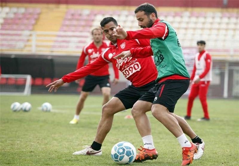 اعلام برنامه تمرینات پرسپولیس و زمان بازگشت از عمان