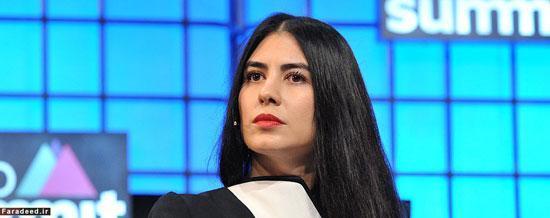 یک ایرانی برترین زن کارآفرین کانادا شد