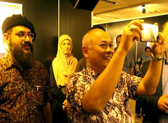 اندونزی به روایت تصویر در تهران