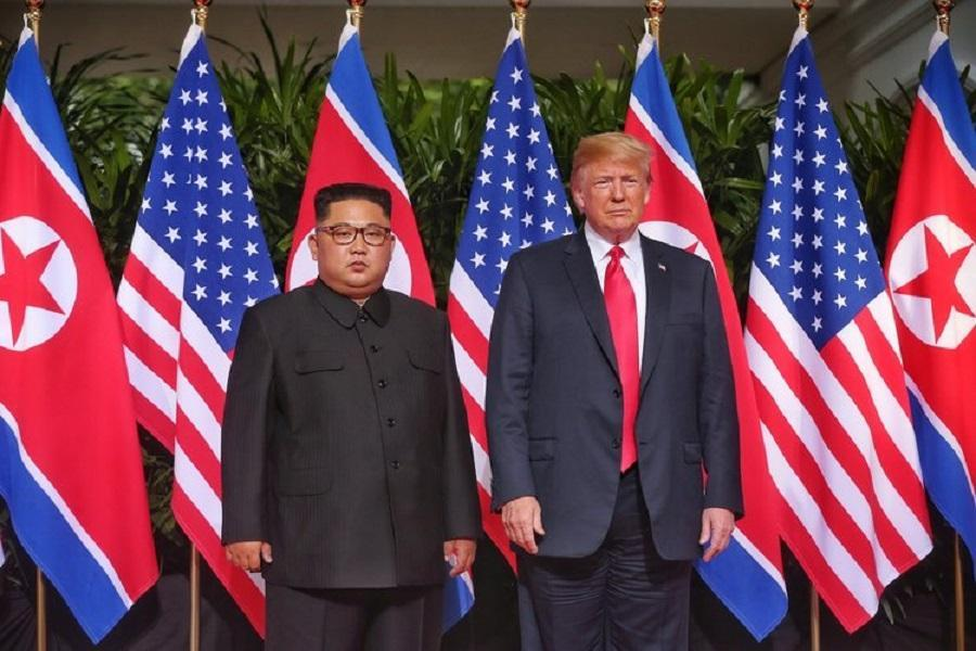 نشست ترامپ و کیم 8 و 9 اسفند در ویتنام برگزار می گردد