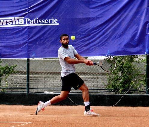 مصدومیت تنیس باز ویتنامی ایران را به دومین پیروزی رساند