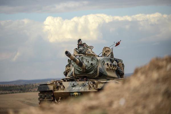 آمریکا و ترکیه تجاوز زمینی به سوریه را آغاز کرده اند