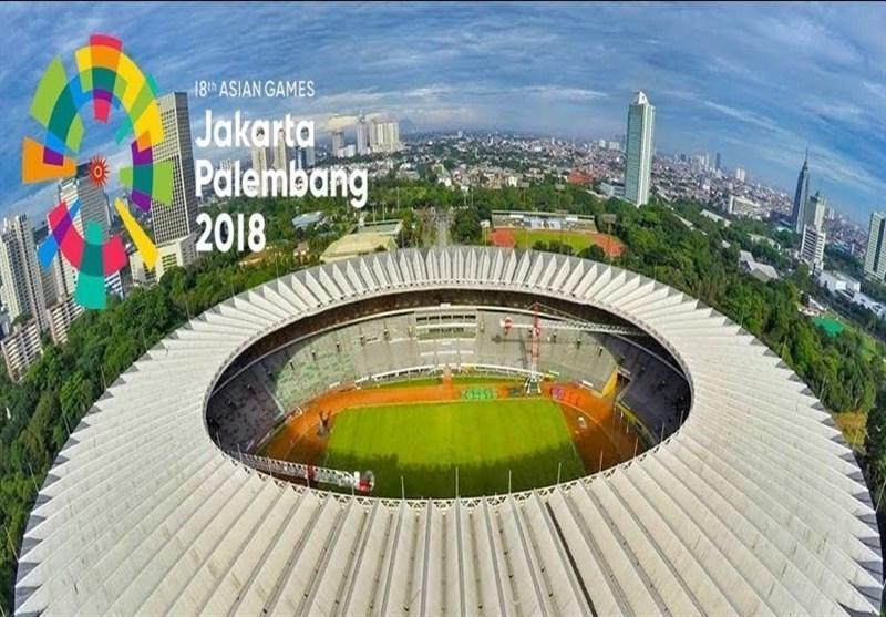 36 ورزشکار فارسی در آوردگاه بازی های آسیایی جاکارتا