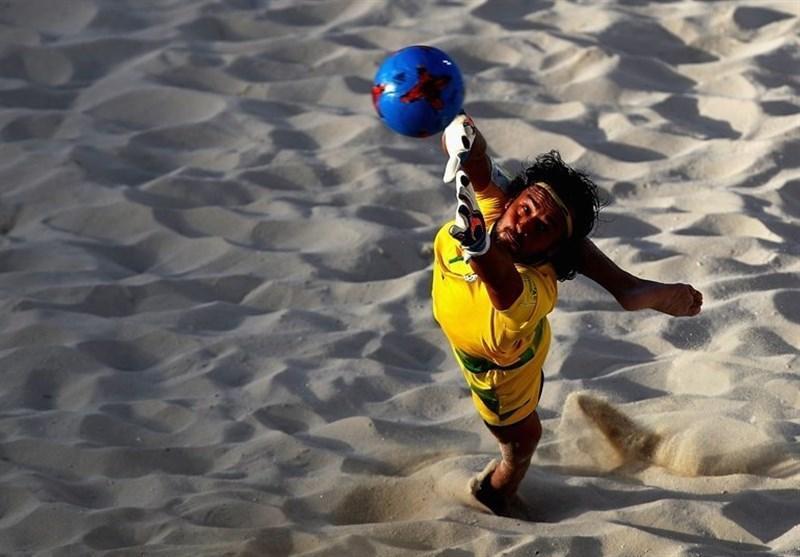 حسینی: قرار دریافت نامم میان 10 اسطوره فوتبال ساحلی دنیا افتخار بزرگی است، در بازی های ساحلی نتیجه خوبی گرفتیم