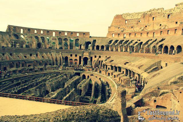 معرفی ایتالیا،سرزمین گلادیاتورها