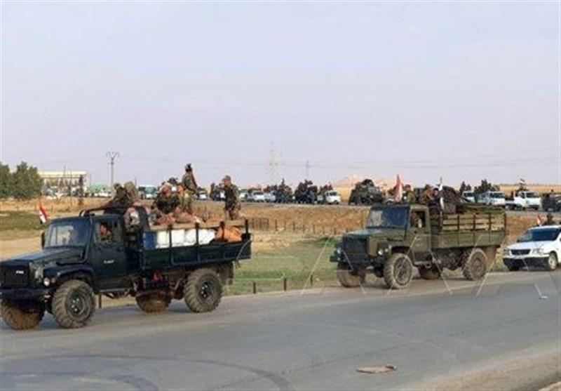 تحرکات جدید ارتش سوریه در مرز با ترکیه، حمله به کاروان نظامی آمریکا در راستا سوریه به عراق