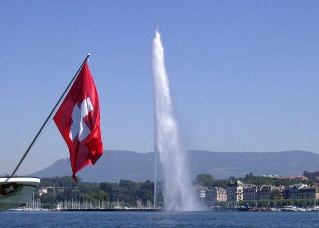 رشد مالی سوئیس کم می گردد