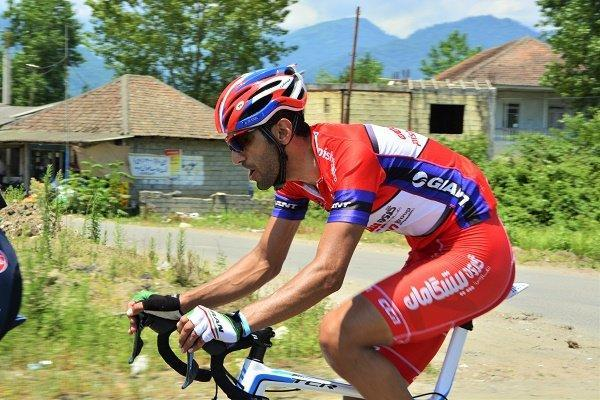 قهرمانی گودرزی در مرحله سوم تور اندونزی، سه رکابزن ایران به خط انتها نرسیدند