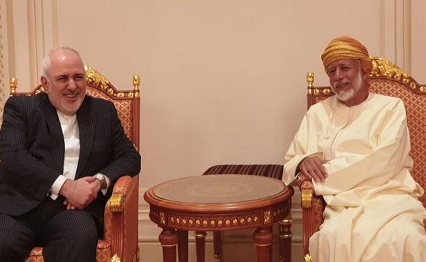 ملاقات ظریف با بن علوی در مسقط؛ وزیر خارجه راهی تهران شد