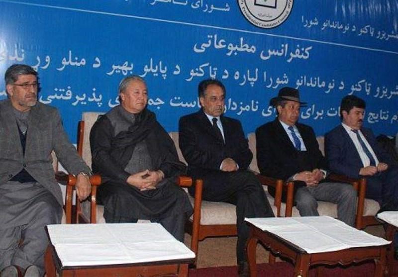 شورای نامزدهای افغانستان: اعلام نتایج انتخابات ریاست جمهوری بحران زا است