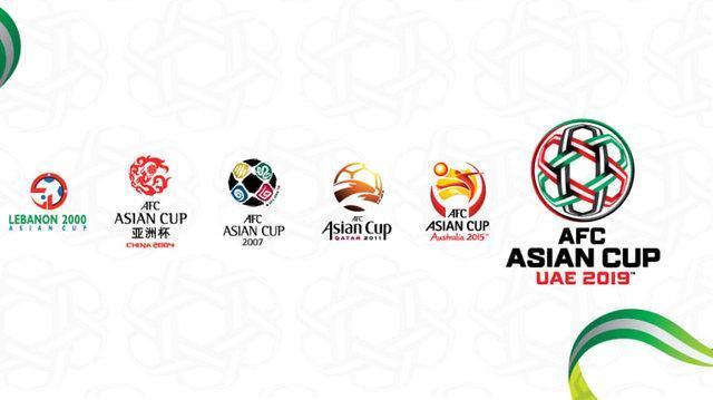سرگذشت لوگوهای جام ملت های آسیا