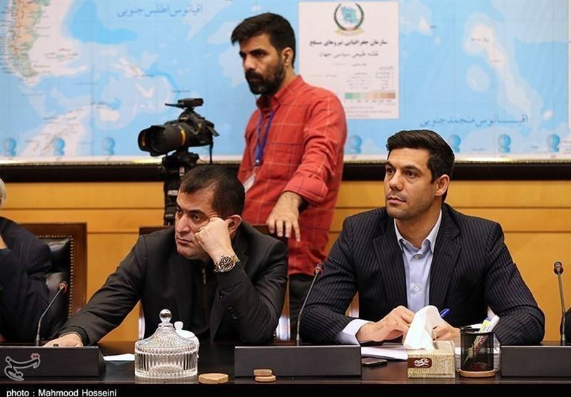 شکوری: امیدوارم آسیا از حضور طرفداران ایرانی محروم نشود، دایی جزو گزینه های سرمربیگری تیم ملی است
