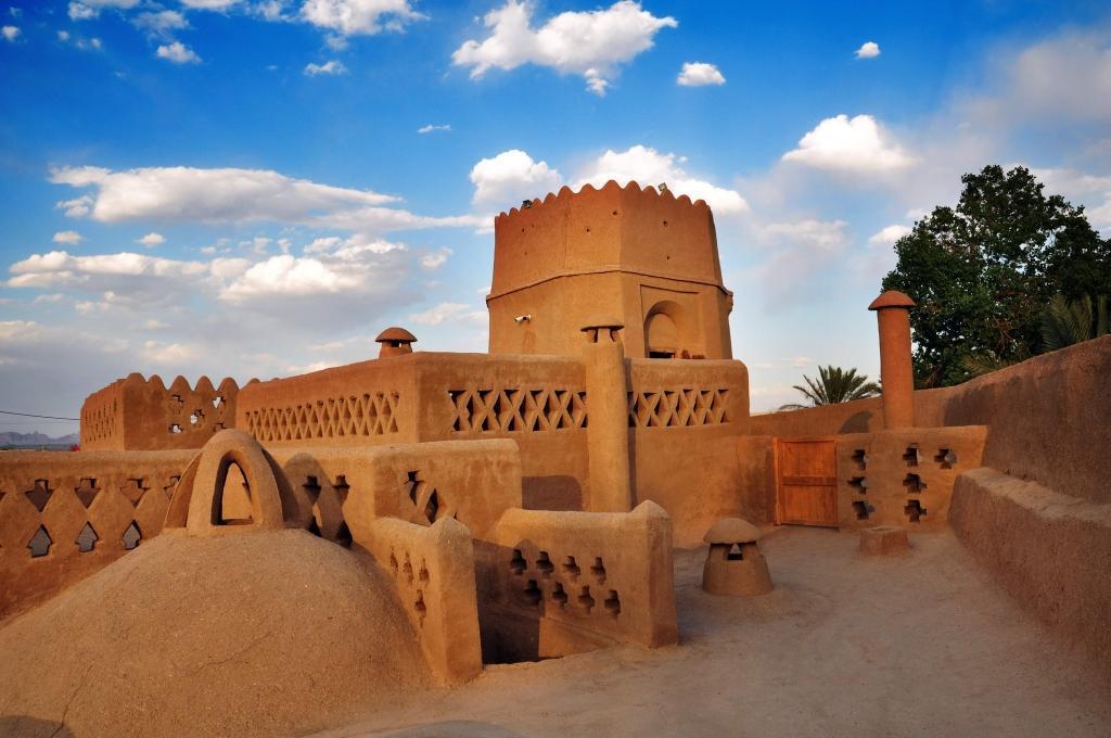 مکان های دیدنی و گردشگری بافق Bafgh