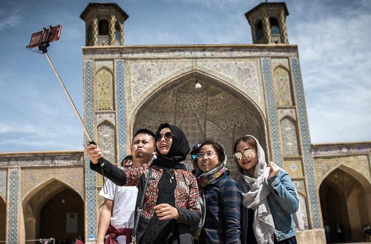حدود 8 میلیون گردشگر تا دی ماه 98 به ایران آمدند