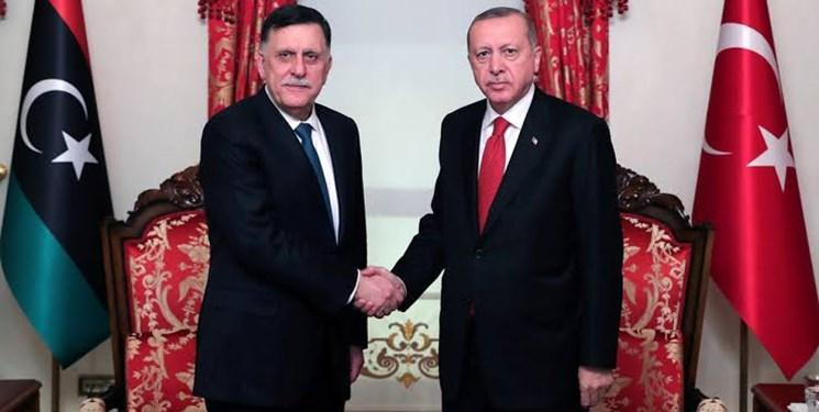 مجلس ترکیه استقرار نیروی نظامی در لیبی را آنالیز کند