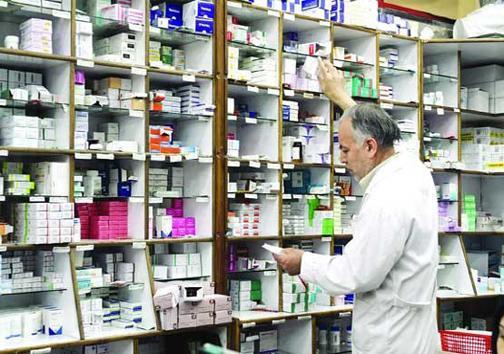 بازدید مشترک از داروخانه ها و فروشگاه های عرضه لوازم بهداشتی سرابله