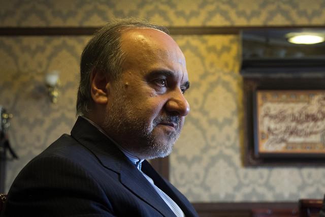 وزیر ورزش و جوانان: کاروان ایران هیچ محدودیت اقتصادی ندارد