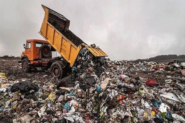تولید زباله در شهر سمنان افزایش یافت