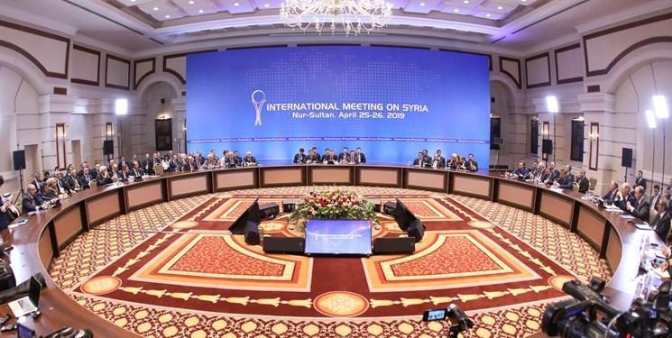 برگزاری ویدئو کنفرانسی مذاکرات آستانه با حضور دیپلماتهای ارشد ایران، روسیه و ترکیه