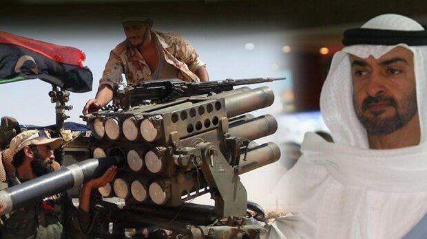 امارات به دنبال جنگ مستقیم در لیبی است