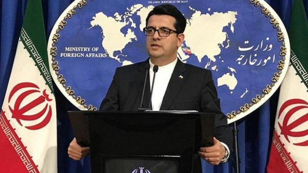 واکنش ایران به اظهارات مداخله جویانه وزیر خارجه فرانسه