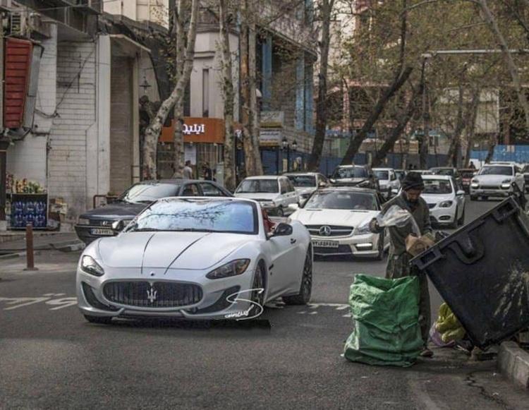 فاصله 180 برابری درآمد ثروتمند و فقیر در ایران!