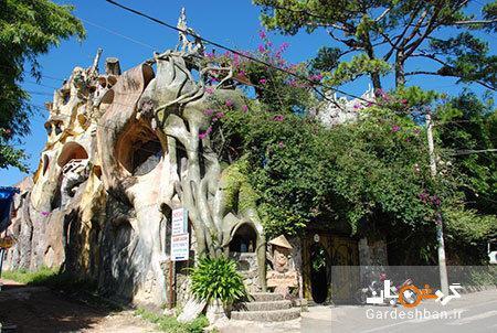 هانگ نگا؛دیوانه خانه ای برای اقامت گردشگران در تایلند، عکس